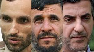 احمدینژادمشاییبقایی 300x168 چرا احمدینژاد در انتخابات ثبت نام کرد؟