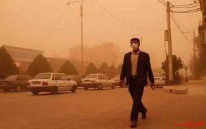 13950305 091441 640 گرد و غبار5 300x188 پیش بینی گرد و غبار در روزهای پایان هفته برای خوزستان