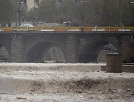17 4 15 11511111534 بحران سیل درآذربایجان وکردستان