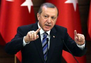 139601272218510710553414 300x209 اردوغان نیروهای کرد در سوریه و عراق را به حمله تهدید کرد