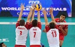 17 6 5 9748 والیبال لهستان 3   والیبال ایران صفر/ مات قدرت میزبان!