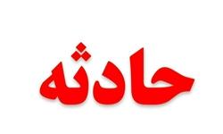 13960211001638 PhotoA آتش سوزی در بیمارستان ولیعصر خرمشهر