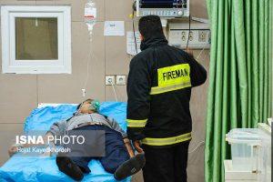 57536786 300x200 افزایش تعداد مسمومین حادثه نشت گاز کلر در دزفول/ یک نفر فوت شد