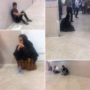 photo ۲۰۱۷ ۰۹ ۰۶ ۱۷ ۳۱ ۱۵ 300x300 عکس/ عدم وجود امکانات ابتدایی در بیمارستان امام خمینی ره اهواز!!