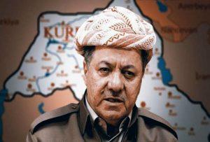 مسعودبارزانی 300x203 سقوط کرکوک رویای بارزانی را آشفته کرد