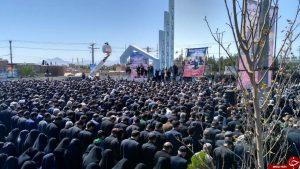 5278588 500 300x169 نماز ظهر عاشورا در سراسر خوزستان اقامه شد