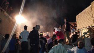 IMG 20171027 WA0002 700x394 300x169 حادثه انفجار گاز در اهواز/چهار کشته و پنج مصدوم