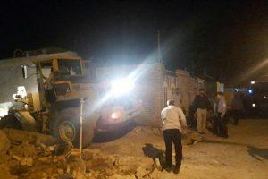 JamNewsImage23442600 300x200 فوت صاحبخانه در حادثه انفجار گاز منزل مسکونی در دزفول