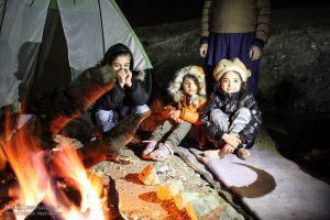 موکب هزار نفری خوزستان راهی مناطق زلزل 300x200 موکب هزار نفری خوزستان راهی مناطق زلزلهزده شد
