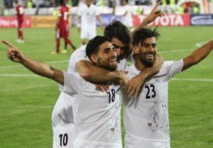 1396082222452278212491994 300x209 بازتاب پیروزی تیم ملی کشورمان در بازی دوستانه مقابل ونزوئلا
