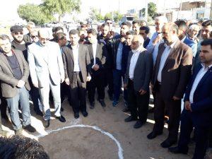 IMG 20181230 WA0007 300x225 شروع عملیات ساخت جاده و بلوار از دزفول به شهرک محمدبن جعفرطیار