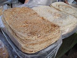250px Pan armenio en el mercado de Yerevan قیمت جدید نان از ۱۸ دیماه بر اساس نرخ نامه مصوب اجرا شد