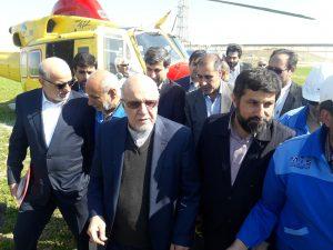 ۲۰۱۹۰۳۰۷ ۱۳۵۸۲۴ 300x225 بازدید وزیر نفت از پتروشیمی مسجدسلیمان
