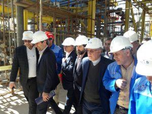 ۲۰۱۹۰۳۰۷ ۱۴۰۵۲۴ 300x225 بازدید وزیر نفت از پتروشیمی مسجدسلیمان