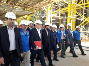 ۲۰۱۹۰۳۰۷ ۱۴۰۸۱۵ 300x225 بازدید وزیر نفت از پتروشیمی مسجدسلیمان