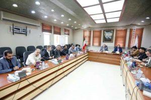 IMG 20190326 155335 549 300x200 جلسه ستاد مدیریت بحران شهرداری اهواز برگزار شد