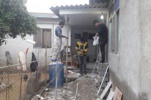 امداد 620x410 300x198 فاز نخست بازسازی و بهسازی مناطق سیلزده خوزستان از شعیبیه شوشتر شروع میشود