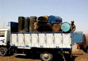 156337713 300x209 توقیف تانکر حامل نفت خام قاچاق در شهرستان باوی/ کشف ۲۸۰ هزار نخ سیگار خارجی قاچاق توسط پلیس بهبهان