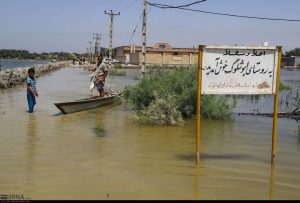 n83303923 73009511 300x203 187 روستای سیل زده خوزستان در حریم و بستر رودخانه ها هستند