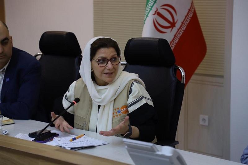 n83308070 73016862 پنج میلیون دلار برای کمک به سیل زدگان ایران تامین شده است