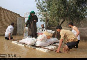 n83308847 73018078 300x207 بیمه 200 میلیون ریال به منازل سیل زده خوزستان پرداخت می کند