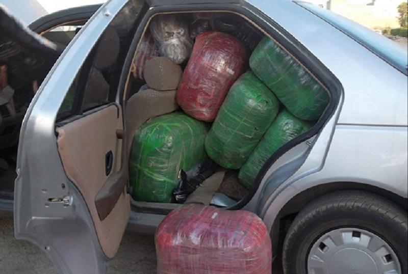 n83308985 73018283 محموله چهار میلیاردی کالای قاچاق در بهبهان توقیف شد+عکس