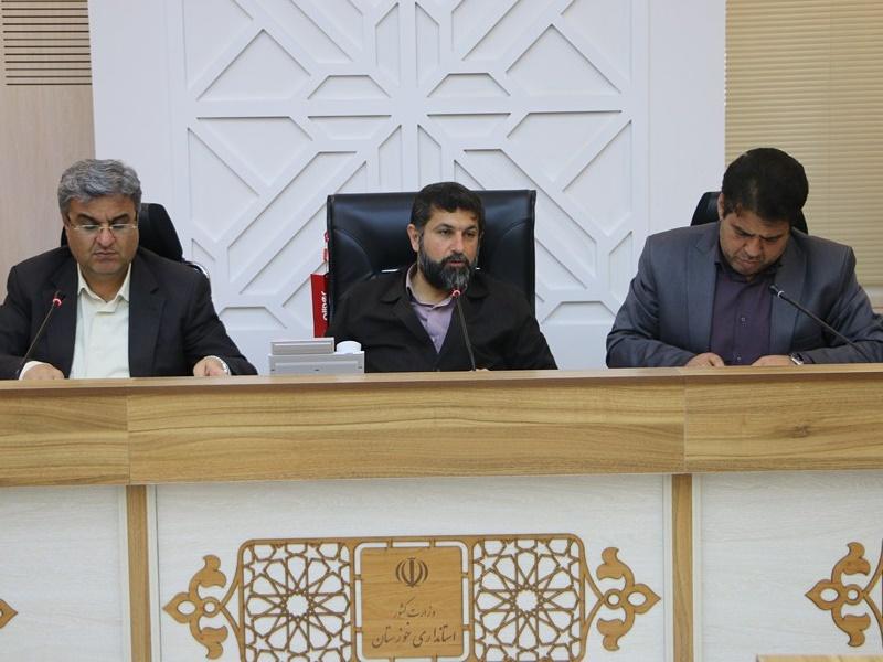 n83310635 73021171 امکان جذب بیشتر سهمیه قیر رایگان برای خوزستان فراهم شد