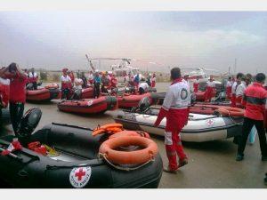 1027777 300x225 تشریح کمک های بین المللی از ۱۱ کشور جهان به مناطق سیل زده خوزستان