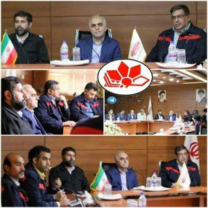 IMG 20190614 060822 895 300x300 حضور وزیر اقتصاد و دارایی و استاندار خوزستان در شرکت فولاد اکسین به منظور رفع مشکلات مالیاتی