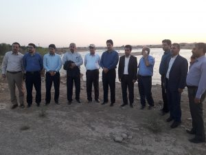 ۲۰۱۹۰۷۰۳ ۲۰۲۰۱۴ 300x225 مدیرکل روابط عمومی و اموربین الملل استانداری خوزستان از بازدید اعضای کمیته اطلاع رسانی قرارگاه کشوری سیل از مناطق سیل زده استان خوزستان خبر داد