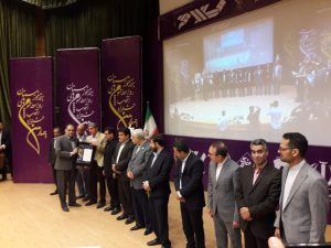 ۲۰۱۹۰۷۱۰ ۱۳۰۴۱۷ 300x225 عنوان روابط عمومی برتر در حوزه مدیریت اطلاع رسانی برای روابط عمومی سازمان آب و برق خوزستان در چهارمین جشنواره روابط عمومی های برتر استان خوزستان