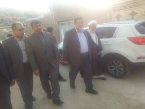 ۲۰۱۹۰۷۱۶ ۱۸۳۲۱۹ 300x225 بازدید نجار، رئیس سازمان مدیریت بحران کشور از مناطق زلزله زده مسجد سلیمان