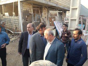 ۲۰۱۹۰۷۱۶ ۱۹۱۷۱۸ 300x225 بازدید نجار، رئیس سازمان مدیریت بحران کشور از مناطق زلزله زده مسجد سلیمان