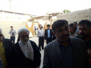 ۲۰۱۹۰۷۱۶ ۱۹۲۸۵۹ 300x225 بازدید نجار، رئیس سازمان مدیریت بحران کشور از مناطق زلزله زده مسجد سلیمان