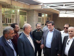 ۲۰۱۹۰۷۱۶ ۱۹۳۲۵۶ 300x225 بازدید نجار، رئیس سازمان مدیریت بحران کشور از مناطق زلزله زده مسجد سلیمان