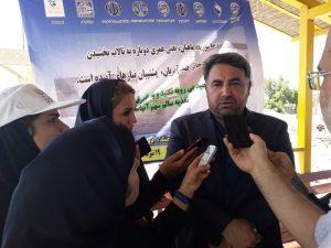 100382 119 300x225 پیش بینی تولید ۸۰ هزارتنی آبزیان در خوزستان /سال رویایی شیلات خوزستان در پرورش ماهیان گرمابی