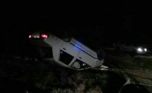 156500485 300x184 واژگونی پراید در خوزستان یک کشته و ۲ مصدوم برجا گذاشت