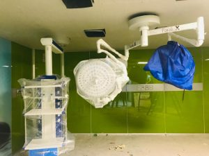 IMG 20190630 WA0008 300x225 به زودی ۴ پروژه درمانی بینظیر در بیمارستان گلستان اهواز به بهره برداری می رسد