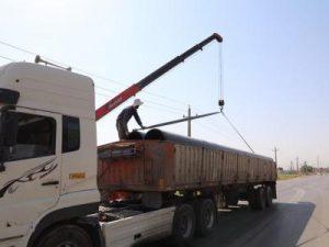 IMG 20190704 WA0003 300x225 آغاز عملیات اجرایی احداث لیفت استیشن فاضلاب در منطقه پردیس