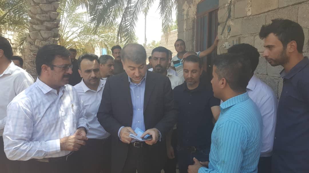 IMG 20190705 WA0034 مشکلی برای تامین آب کشت تابستانه در خوزستان وجود ندارد