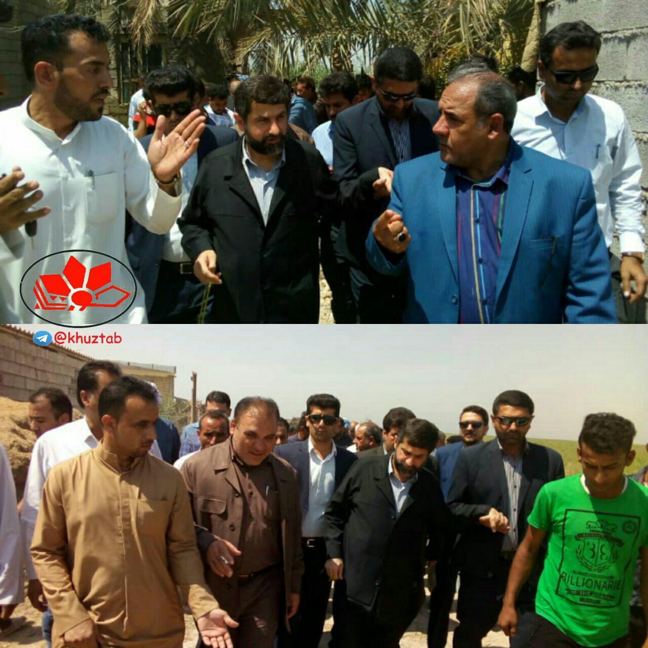 IMG 20190704 205211 660 آغاز پرداخت خسارت کشاورزان از روز شنبه/ تانکرهای آبرسان از کل کشور به خوزستان میآیند