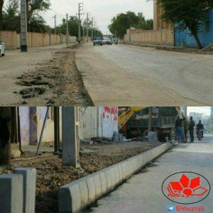 IMG 20190713 033048 778 300x300 بزرگترین پروژه شهری سالهای اخیر بندر امام خمینی (ره) اجرایی شد
