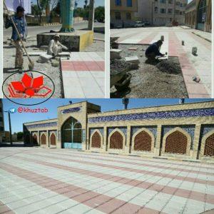 IMG 20190713 033058 464 300x300 بزرگترین پروژه شهری سالهای اخیر بندر امام خمینی (ره) اجرایی شد
