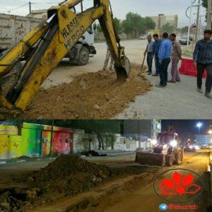 IMG 20190713 033104 381 300x300 بزرگترین پروژه شهری سالهای اخیر بندر امام خمینی (ره) اجرایی شد