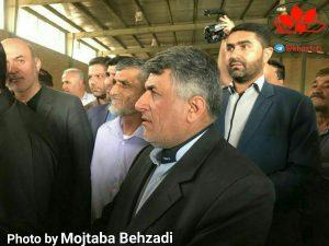 IMG 20190720 030922 919 300x225 بازدید رئیس ستاد اجرایی فرمان امام(ره)، استاندار خوزستان ، آیت الله جزایری از مناطق زلزله زده مسجدسلیمان