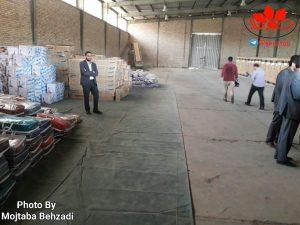 IMG 20190720 035912 971 300x225 بازدید رئیس ستاد اجرایی فرمان امام(ره)، استاندار خوزستان ، آیت الله جزایری از مناطق زلزله زده مسجدسلیمان