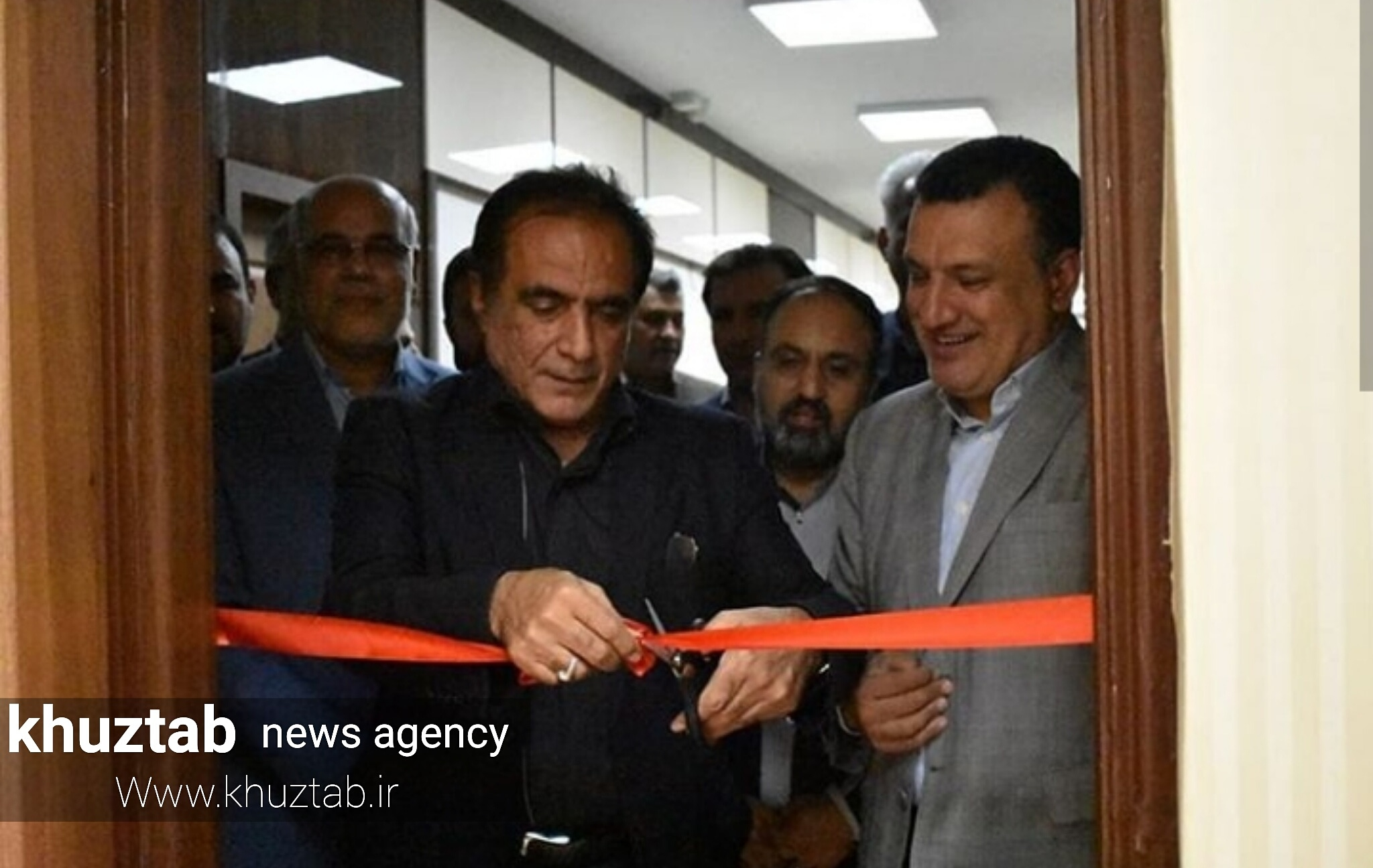 IMG 20190724 201749 558 دفتر تشکل های اقتصادی و کانون کارفرمایی استان خوزستان افتتاح شد