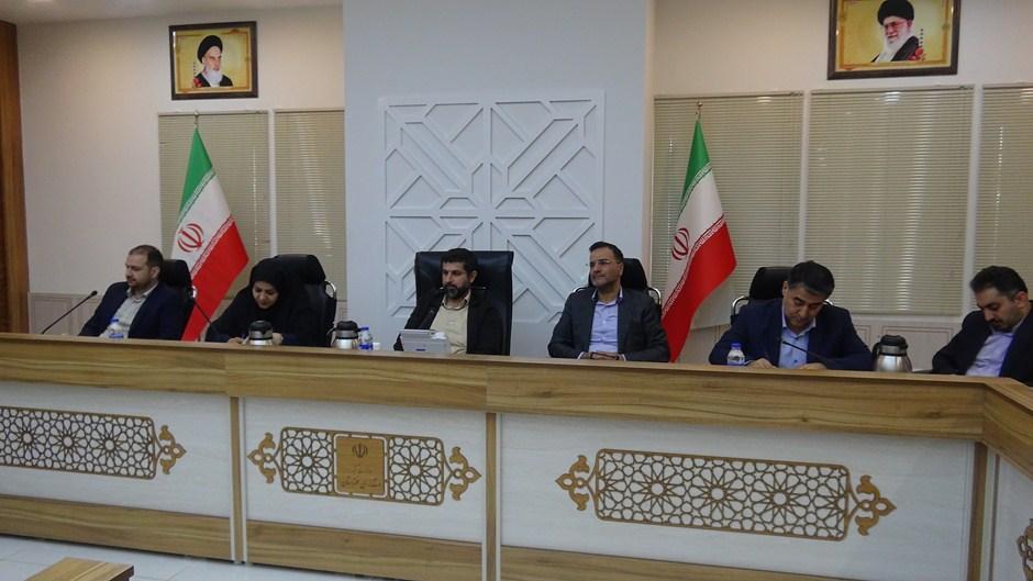 DSC09700 Copy جلسه مشترک احزاب اصلاحطلب با استاندار خوزستان