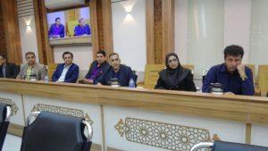 DSC09705 Copy 300x169 جلسه مشترک احزاب اصلاحطلب با استاندار خوزستان