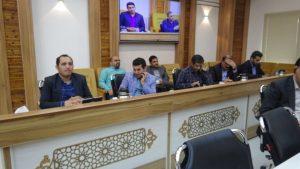DSC09710 Copy 300x169 جلسه مشترک احزاب اصلاحطلب با استاندار خوزستان